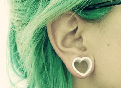 Form Ear Plugs & Tunnels in different shapes