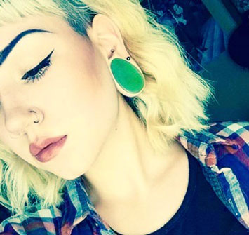 green tunnel plugs