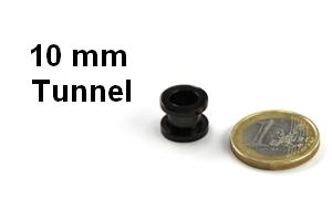 10mm tunnel plugs. Black Bedroom Furniture Sets. Home Design Ideas