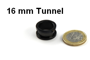 16mm Flesh Tunnel