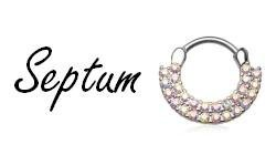 Septum Body Jewelry
