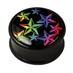 FTS - Picture Ear Plug - Color Multistar