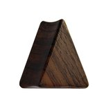 Wood Ear Plug - Triangle - Sono Wood - 8 mm