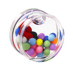 Fluid Plug - Balls - Colorful - 10 mm