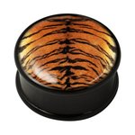 FTS - Picture Ear Plug - Tiger