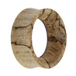 Wood Flesh Tunnel - Tamarind Wood - 14 mm