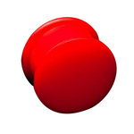 Silicone Ear Plug - Red