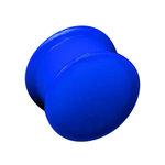 Silicone Ear Plug - Blue