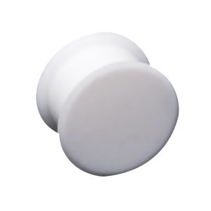 Silicone Ear Plug - White