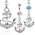 Bananabell Piercing - Anchor - [1.] - clear