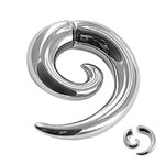 Magnet Fake Taper - Spiral Taper - Silver
