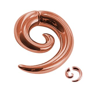 Magnet Fake Taper - Spiral Taper - Rose Gold