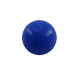 Piercing Ball - Acrylic - Dark Blue - with Screw