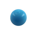 Piercing Ball - Acrylic - Light Blue - with Screw