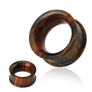 Wood Flesh Tunnel - Brown - Sono