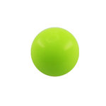 Piercing Ball - Acrylic - Light Green - with Screw -...