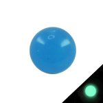 Piercing Ball - Acrylic - Glow in the dark - Blue - with...