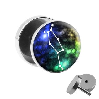 Picture Fake Plug - Constellation - Virgo