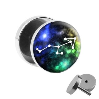 Picture Fake Plug - Constellation - Sagittarius -