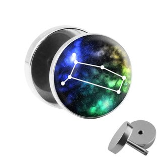 Picture Fake Plug - Constellation - Gemini