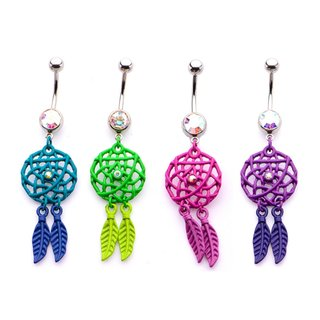 Bananabell Piercing - Dream Catcher - Colorful