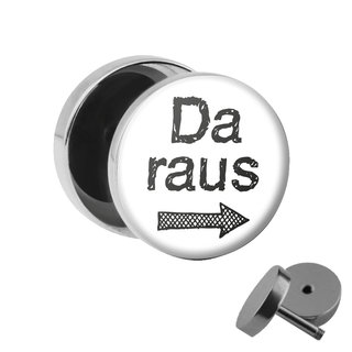 Picture Fake Plug - Da raus