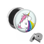 Picture Fake Plug - Spewing Unicorn