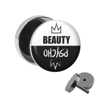 Picture Fake Plug - Beauty - Psycho