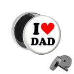 Picture Fake Plug - I love Dad
