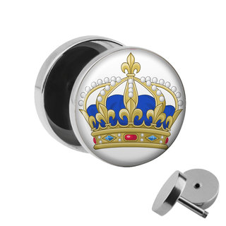 Picture Fake Plug - Crown