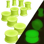 Glow in the dark - Silicone - Neon Green