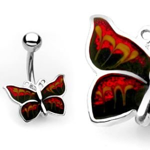 Bananabell Piercing - Butterfly #3