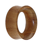 Wood Flesh Tunnel - Teak Wood