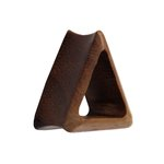 Wood Flesh Tunnel - Triangle - Sono Wood