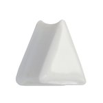 Ear Plug - Triangle - Bone