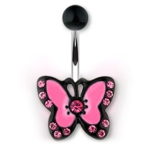 Bananabell Piercing - Butterfly #4