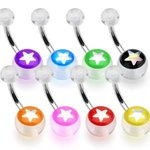 Bananabell Piercing - Colorful - Star
