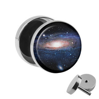 Picture Fake Plug - Galaxy