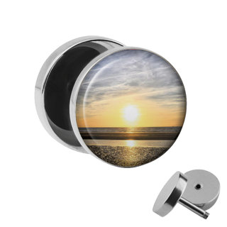 Picture Fake Plug - Sunset