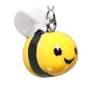 Dangle Earrings - Bee