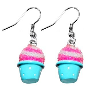 Dangle Earrings - Sundae
