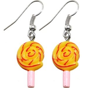 Dangle Earrings - Lollipop