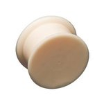 Silicone Ear Plug - Skin Color - 18 mm