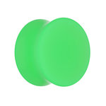 Classic Ear Plug - Green - 18 mm