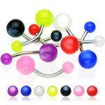 Bananbell Piercing - Ball - Steel - 7 Colors