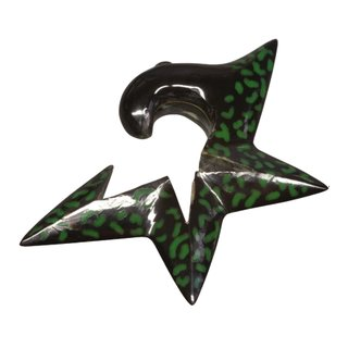 Supernova Ear Plug - Black Leopard